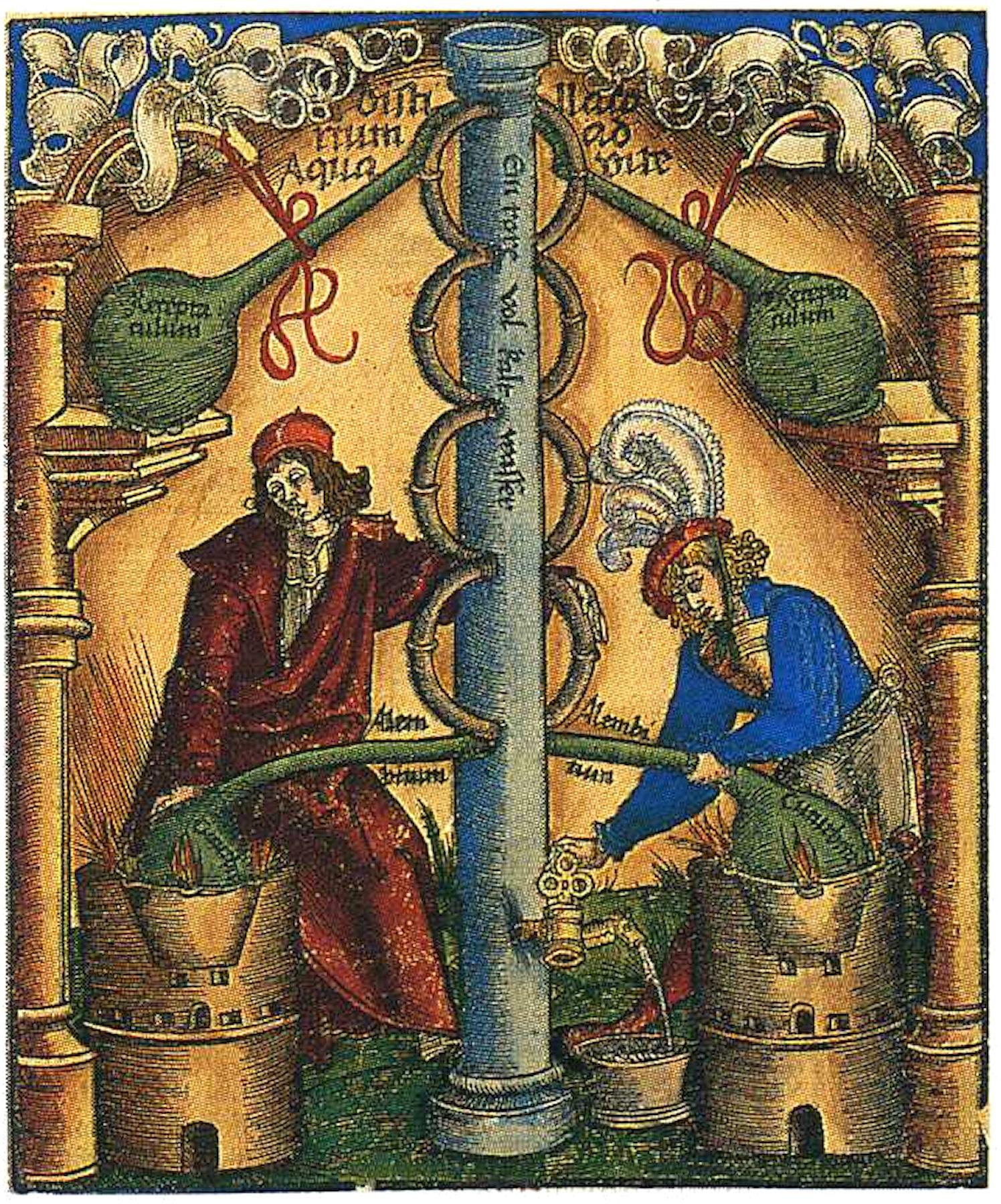 Как сделать философский камень в алхимии